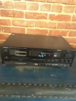 Vintage Used Denon DRM-800 Precision Audio Component Stereo Cassette Deck