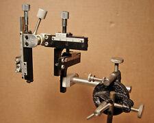 3-AXIS MICROMANIPULATOR MICROPOSITIONER-NO STAND (THOMAS SCIENTIFIC) Unit 2 of 4
