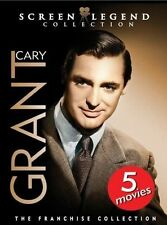 Cary Grant DVD & Blu-ray Movies Up