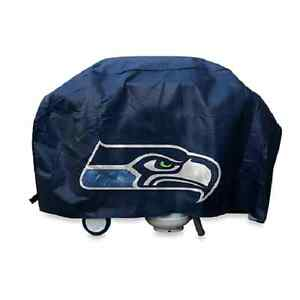 Seattle Seahawks BBQ Grill Cover Deluxe