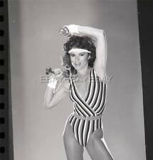 32L MARY MARGRET HUMES VELVET MOVIE Harry Langdon Negative w/rights