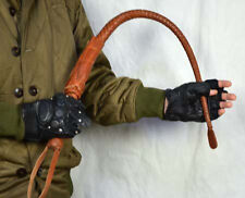 Collectable Handmade Leather Horse Whip Riding Crop Horsewhip