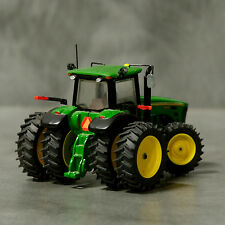 1/64 Farm custom scratch tractor 20.8R46 tire kit 6 tires yellow + axle