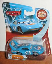 DISNEY PIXAR CARS The King #47 Look! My Eyes Change!