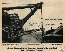 T042 TM 9-738, Tank Recovery Vehicles M32
