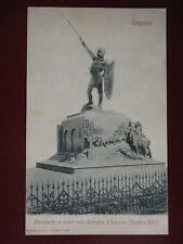 """LEGNANO-Monumento ai Caduti-no viaggiata,""""900#7192"""