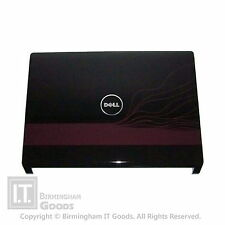 NEW DELL STUDIO 1535 1536 1537 REAR BACK TOP COVER LID BLACK for LED Version