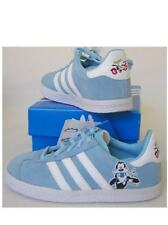 SOLD OUT~RARE~Adidas GAZELLE DISNEY GOOFY superstar samoa samba Shoe~YOUTH Sz 2