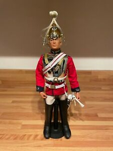 Vintage Action man Household Cavalry Life Guard