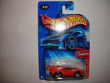 2004 Hot Wheels Tooned Lamborghini Countach First Editions Orange Short Card NEW