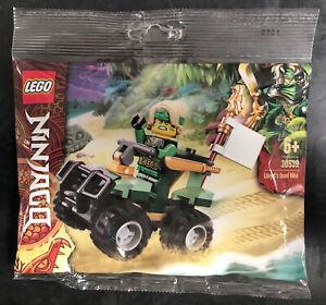 Lego Ninjago Giant Series: Lloyd With Quad Bike Mini Figure. Brand New #6332392