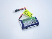 Batteria lipo Turnigy nano-tech 260mAH 1S 3,7V 35~70C rc modellismo 35x20x8mm