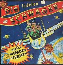 """Die fidelen Schwager Unter fremden Sternen [Maxi 12""""]"""