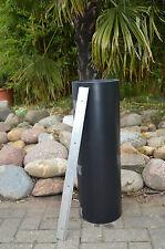 10m 2mm/70cm + Leiste HDPE Bambussperre Rhizomsperre Wurzelsperre Rootbarrier