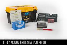 Nirey Electric Knife Sharpener KE-3000 Knife Sharpening Kit w/- Tool Box,KE3000