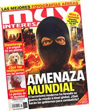 """REVISTA MEXICANA """"MUY INTERESANTE"""" 02/2016, EN ESPAÑOL"""