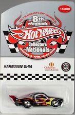 8th Hot Wheels Collectors Nationals VW Karmann Ghia Charity car