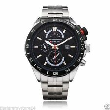 Curren CUR037 Luxury sports Auto date Wristwatch for men Imported WITH BOX
