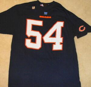 Brian Urlacher new CHICAGO BEARS NFL TEAM APPAREL jersey/shirt