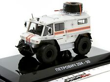 Petrovich 204-50 Off Road Truck Disaster Relief Aid Services DIP Models 220452