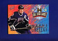 Wayne Gretzky HOF 1994-95 Fleer Ultra Hockey All Stars #10 (MINT) L.A. Kings