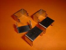 5x 0,001 Ohm / 3,7 Watt / 5% Widerstand induktionsarm