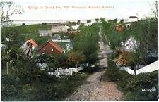 GRAND PRE NS – Village of Grand Pre Dominion Atlantic Railway