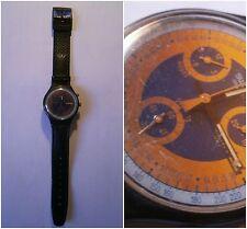swatch crono silver star scn102 usato