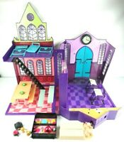 Monster High High School Playset Mostly Complete