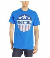 FREEZE - Men's Unelectable T-Shirt - Royal Blue - XXL