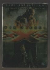 XXX DUTCH STEELBOOK - UNCENSORED UNRATED DIRECTORS CUT - NEW/SEALED - VIN DIESEL