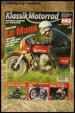 Klassik Motorrad 4/05 Motor Guzzi Le Mans AJS CB 400