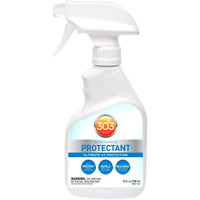 303 Aerospace Protectant Spray for Vinyl Plastic Rubber Fiberglass Leather UV