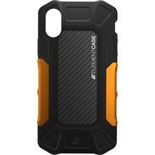 Element Case Formula iPhone X Case | Black/Orange
