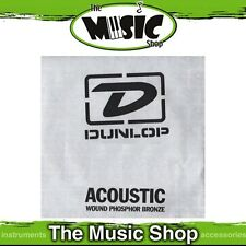 5 x Dunlop Single Phosphor Bronze Wound Acoustic Guitar Strings - .034 Gauge