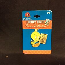 New/Sealed - Looney Tunes Tweety Usps 32¢ Pin ©1997 Warner Brothers