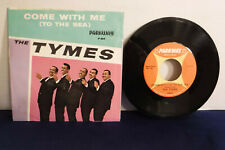 The Tymes, Wonderful Wonderful / Come With Me To The Sea, Parkway P 884, 1963
