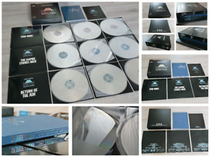 Laserdisc STAR WARS TRILOGY DEFINITIVE COLLECTION WIDESCREEN COLLECTOR'S EDITION