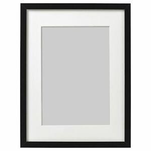 IKEA Ribba Black Picture Photo Frame Square Photo Display Various Sizes