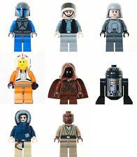 Lego® FIGUREN STAR WARS Sammlung KONVOLUT Figur zum aussuchen