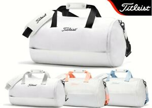 Titleist Golf White Boston Bag TA9BBWTK Original
