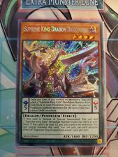 Yu-Gi-Oh Supreme King Dragon Darkwurm Package - BLLR-EN063. NM