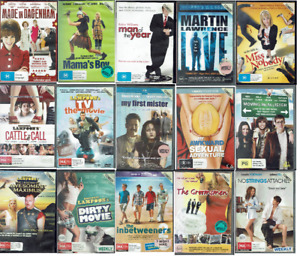 Ex Rental DVD Comedy Movies Lot 2 - Region 4