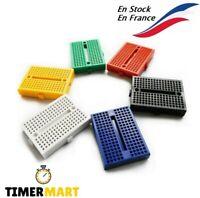 Mini Breadboard de 170 Points plaque d'essai pour Arduino TimerMart