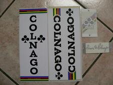 kit STICKER adesivi per Colnago master e mexico 4 pezzi new