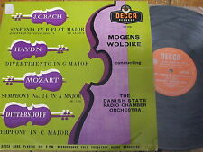 LXT 5135 J.C. Bach / Haydn / Mozart / Dittersdorf / Woldike O/S