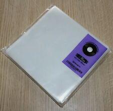 """Job lot 10 x BIG FUDGE 7"""" Outer Record Vinyl Record Sleeve Hi-Density 100 Packs"""