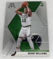 Grant Williams RC 2019-20 MOSAIC Base Rookie Card #217 Boston Celtics Basketball