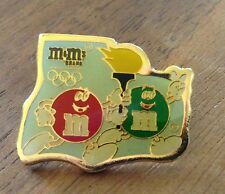 Torch Relay M&Ms Olympic Pin