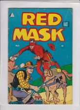 RED MASK #2 G/VG. I. W. Enterprises, reprint of classic westerns,  low cost copy